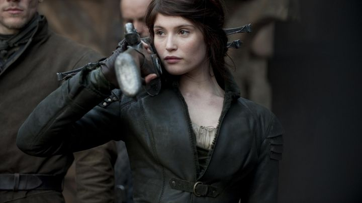 Coat worn by Gretel (Gemma Arterton) as seen in Hansen And Gretel: Witch Hunters - Movie Outfits and Products