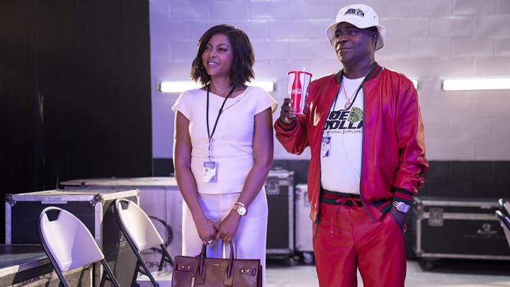 Coca Cola Cup used by Joe 'Dolla' Barry (Tracy Morgan) in What Men Want Movie