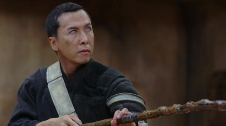 Contact lenses Chirrut Imwe (Donnie Yen) in Rogue One : A Star Wars Story - Movie Outfits and Products