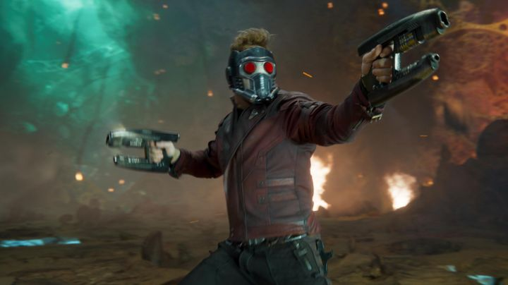 Cosplay, Peter Quill / Star Lord (Chris Pratt) in Guardians of the Galaxy vol 2 - Movie Outfits and Products