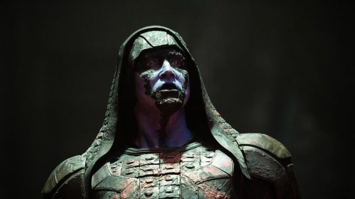 Costume worn by Ronan (Lee pace) as seen in The Guardians Of The Galaxy Vol.2 - Movie Outfits and Products