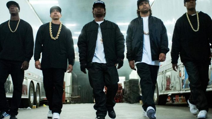 DR.DR. /N. W. A-Straight Outta Compton - Movie Outfits and Products