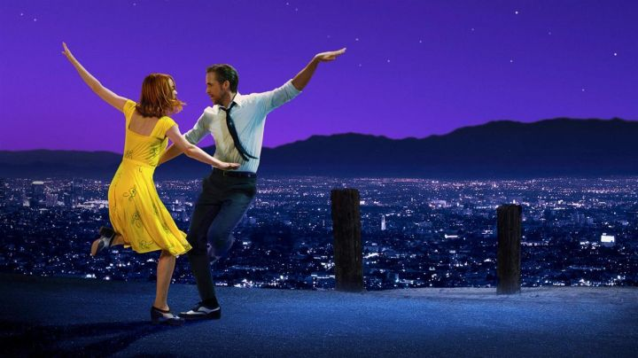 Dance shoes Nueva Epoca Buenos Aires Sebastian (Ryan Gosling) in the The Land - Movie Outfits and Products