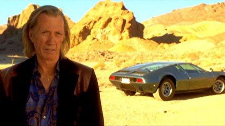 David Carradine's De Tomaso Mangusta in Kill Bill Volume 2 - Movie Outfits and Products