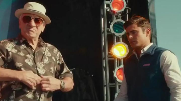 Fashion Trends 2021: Down jacket, blue short sleeved Zac Efron in Dirty Grandpa