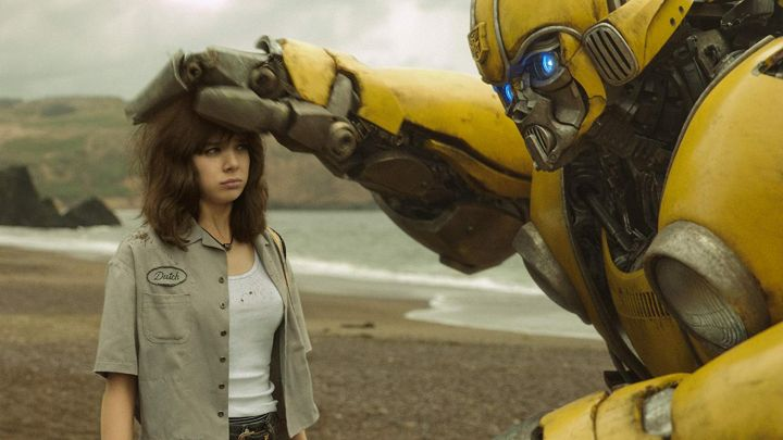 Dutch Worker Shirt worn by Charlie Watson (Hailee Steinfeld) as seen in Bumblebee Movie