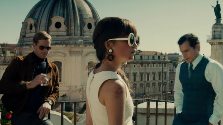 Earrings Marni Gaby Teller (Alicia Vikander) in The Man from UNCLE movie