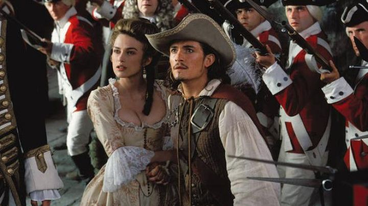 Elizabeth Swann's (Keira Knightley) wig in Pirates of the Caribbean: The Curse of the Black Pearl - Movie Outfits and Products