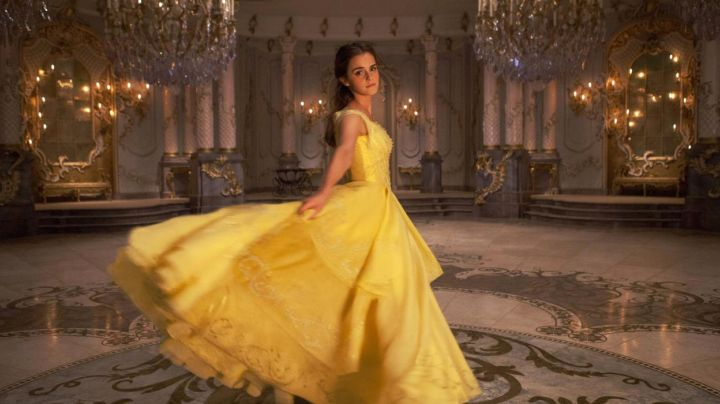 Emma Watson in beauty and The Beast version doll - Movie Outfits and Products