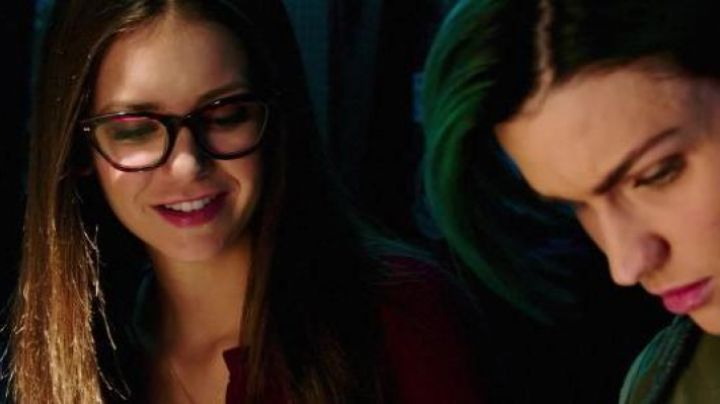 Eyeglasses Becky Clearidge (Nina Dobrev) in XxX: Reactivated - Movie Outfits and Products