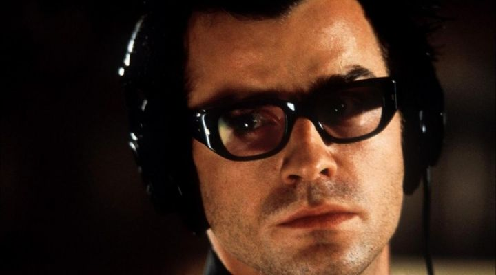 Eyeglasses Moscot of Adam Kesher (Justin Theroux) in Mulholland Drive movie