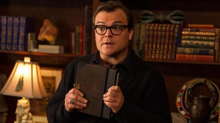 Eyeglasses Oliver Peoples R. L. Stine (Jack Black) creeps - Movie Outfits and Products