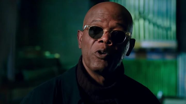 Eyeglasses translucent Augustus Gibbons (Samuel L. Jackson) XXx: Reactivated - Movie Outfits and Products