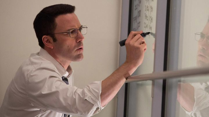 Eyeglasses worn by Christian Wolff (Ben Affleck) as seen in The Accountant