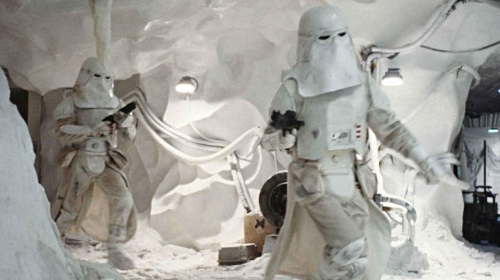 Fashion Trends 2021: File for 3D printing armor torso Snowtrooper in Star Wars V : The empire against attack