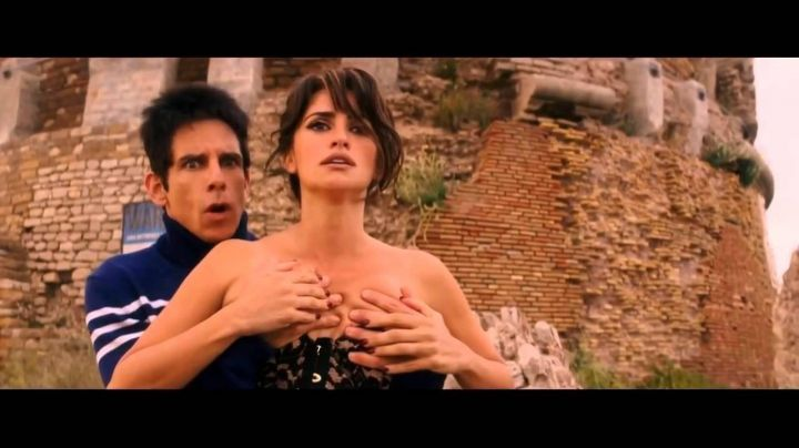 Fortino Di San Pietro and Civitavecchia to Rome in Zoolander 2 - Movie Outfits and Products