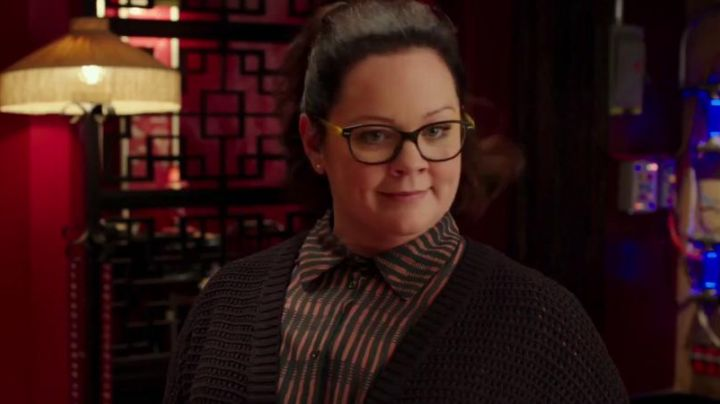 Fashion Trends 2021: Glasses Abby Yates (Melissa McCarthy) in Ghostbusters