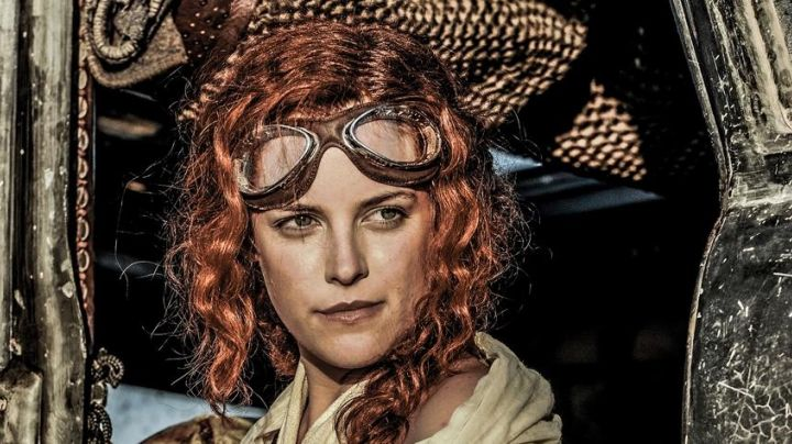 Glasses Capable (Riley Keough) in Mad Max Fury Road - Movie Outfits and Products