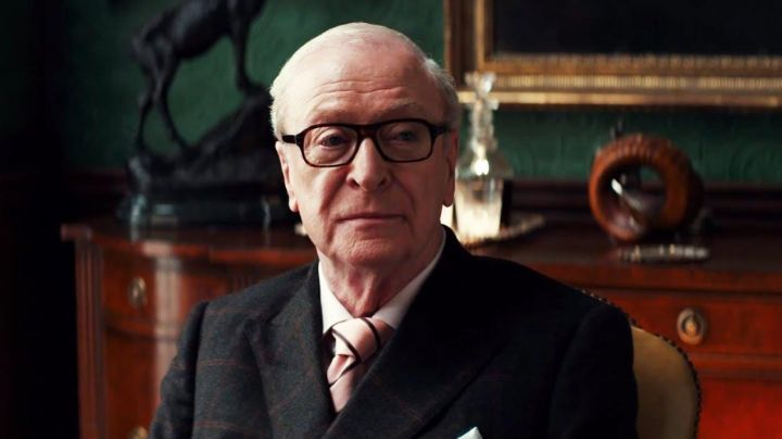 Glasses Cutler & Gross of Chester King (Michael Caine) in Kingsman : the Secret Service movie