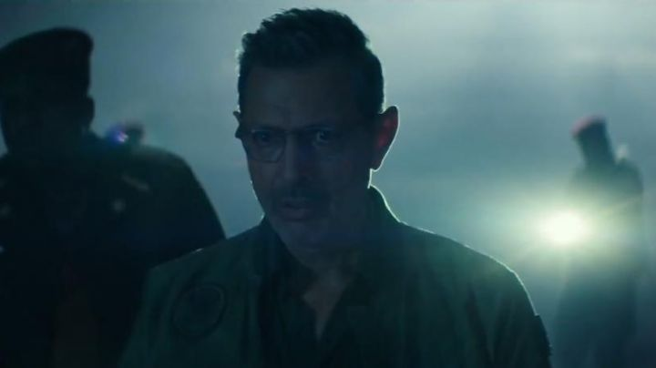 Fashion Trends 2021: Glasses Persol of David Levinson (Jeff Goldblum) in Independence Day - Resurgence