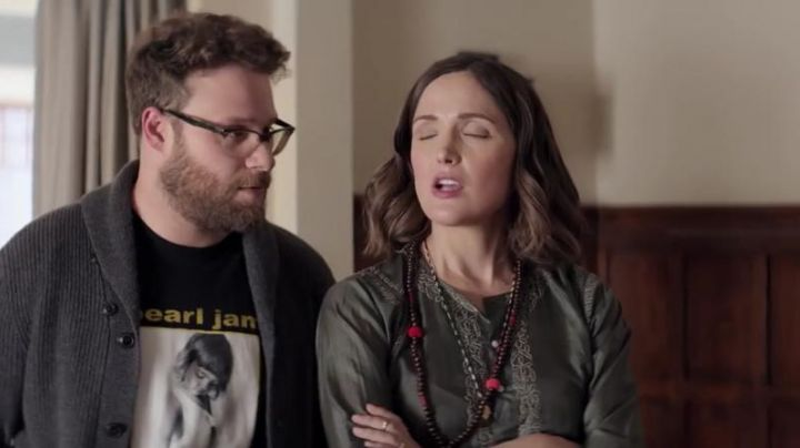 Fashion Trends 2021: Glasses of view of Seth Rogen in some of Our worst neighbors 2