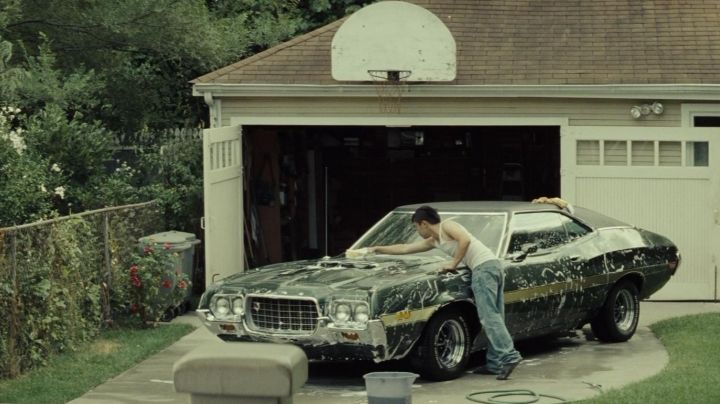 Gran Torino Sport (1972) driven by Walt Kowalski (Clint Eastwood) as seen in Gran Torino - Movie Outfits and Products