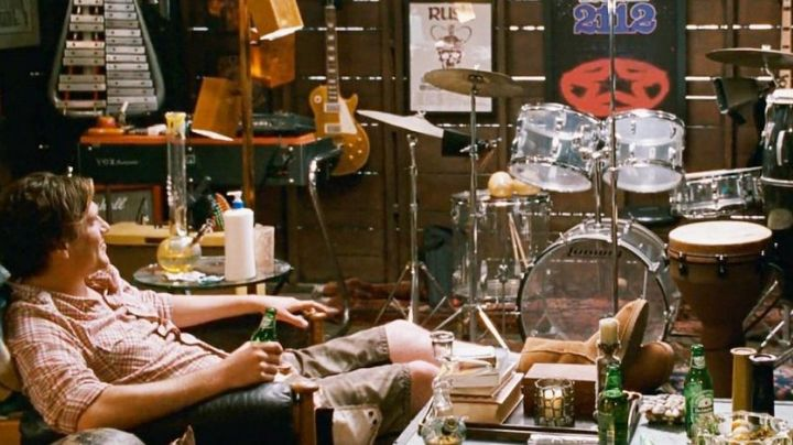 Guitar Gibson Les Paul Sydney Fife (Jason Segel) in I love you, Man - Movie Outfits and Products