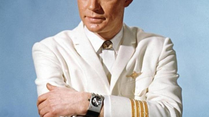 Hamilton Watch as seen on 2001 A Space Odyssey - Movie Outfits and Products