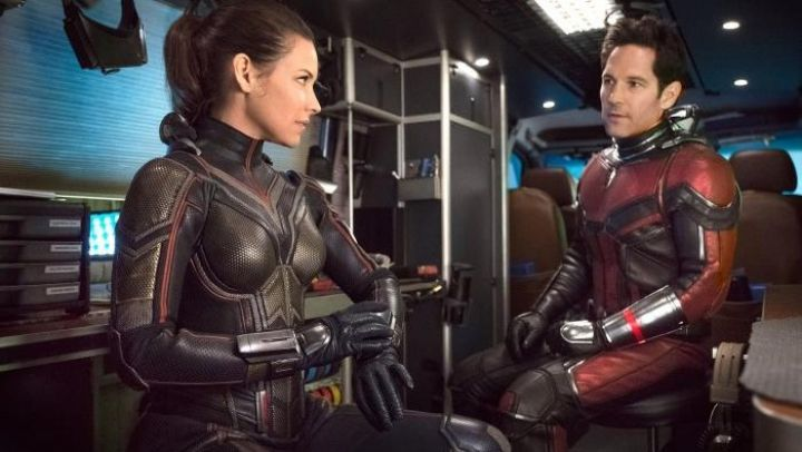 Hope van Dyne's (aka The Wasp) cosplay costume (Evangeline Lilly) as seen in Ant Man and the Wasp Movie