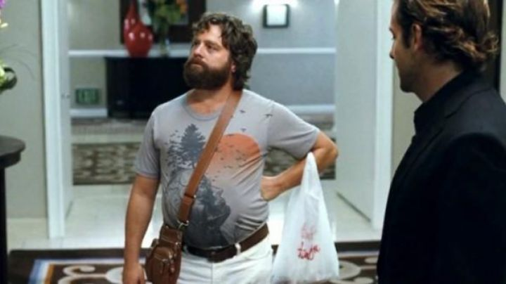 Human Tree t-shirt worn by Alan in The Hangover - Movie Outfits and Products