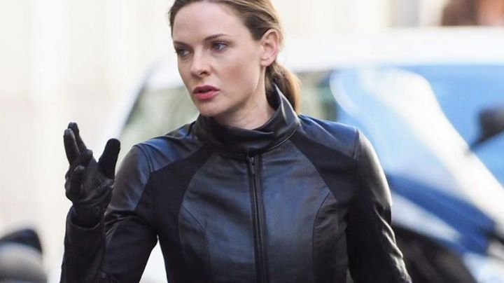 Ilsa Faust (Rebecca Ferguson) Motorcycle Jacket as seen in Mission Impossible 4 - Movie Outfits and Products