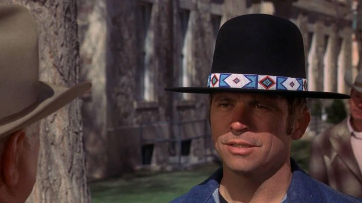 Indian Joe Round Dome Hat as seen on Tom Laughlin in Billy Jack - Movie Outfits and Products