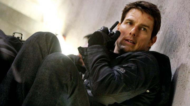Fashion Trends 2021: Jacket Belstaff Ethan Hunt (Tom Cruise) in Mission : Impossible 3