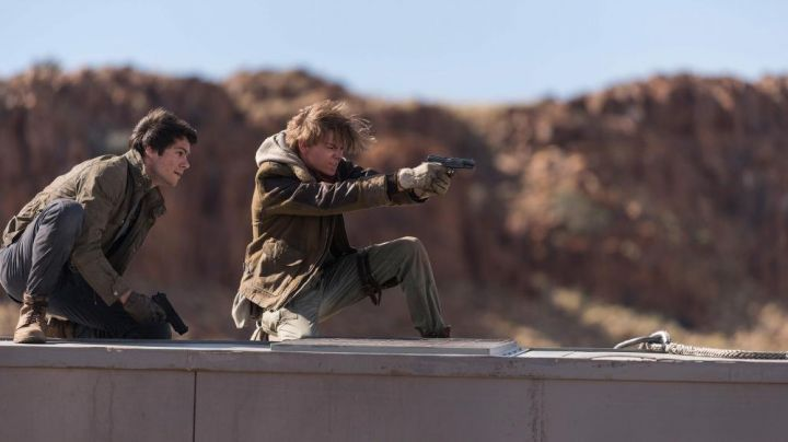 Jacket with Fur worn by Newt (Thomas Brodie) as seen in Maze Runner: The Death Cure Movie