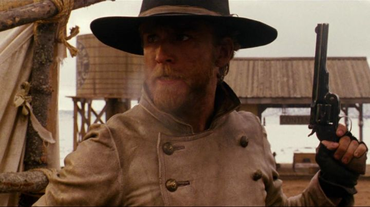 Jacket worn by Charlie Prince (Ben Foster) as seen in 3:10 To Yuma - Movie Outfits and Products