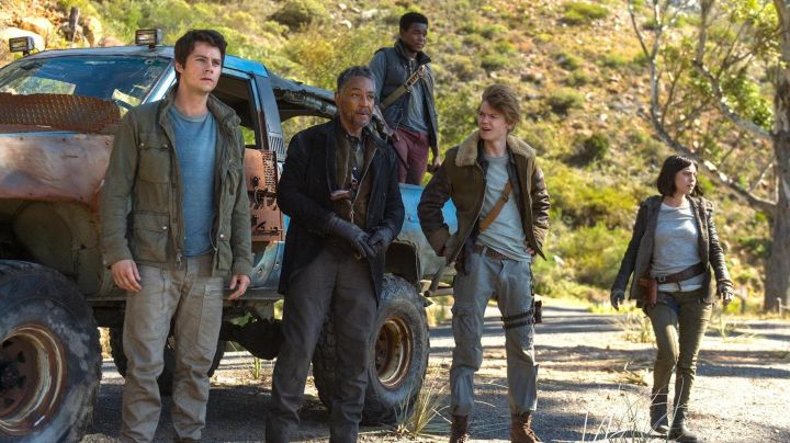 Jacket worn by Newt (Thomas Brodie-Sangster) as seen in Maze Runner: The Death Cure - Movie Outfits and Products