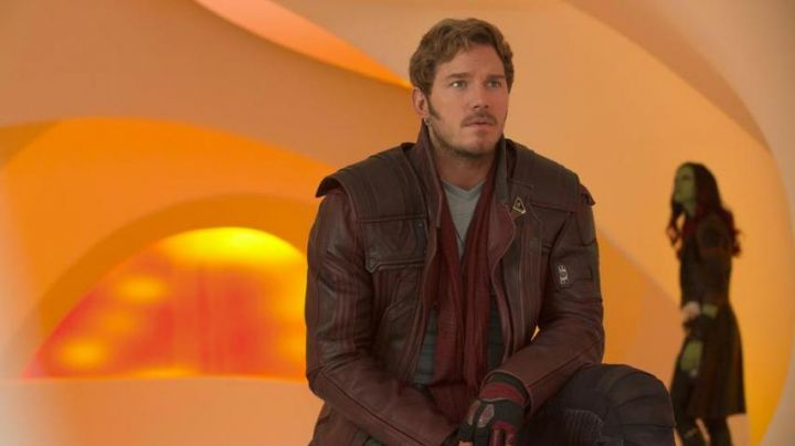 Fashion Trends 2021: Jacket worn by Peter Quill / Star-Lord (Chris Pratt) as seen in Guardians of the Galaxy Vol. 2