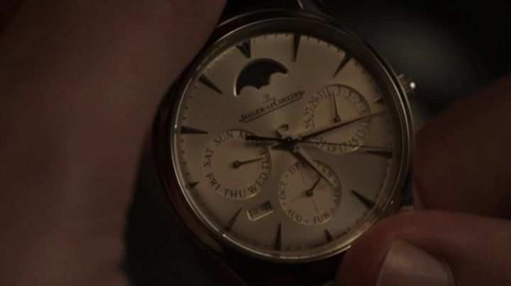 Jaeger-Lecoultre Watch as seen on Dr Stephen Strange (Benedict Cumberbatch) in Doctor Strange movie