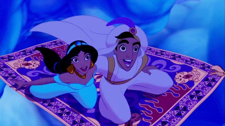 Jasmine's blue costume as seen in Aladdin - Movie Outfits and Products