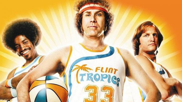 Jersey of the Flint Tropics in Semi-Pro - Movie Outfits and Products