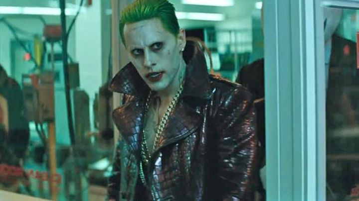 Fashion Trends 2021: Joker (Jared Leto) Trench Coat in Suicide Squad
