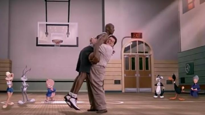 Jordan 9 Space Jam - Movie Outfits and Products