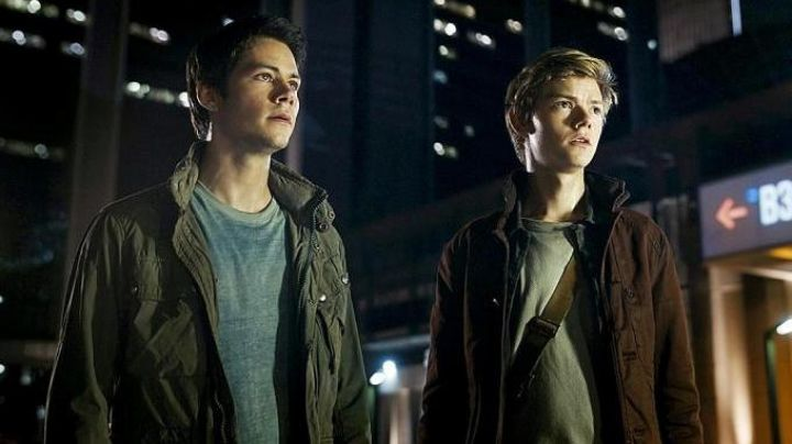 Khaki Jacket worn by Thomas (Dylan O'Brien) as seen in Maze Runner: The Death Cure - Movie Outfits and Products