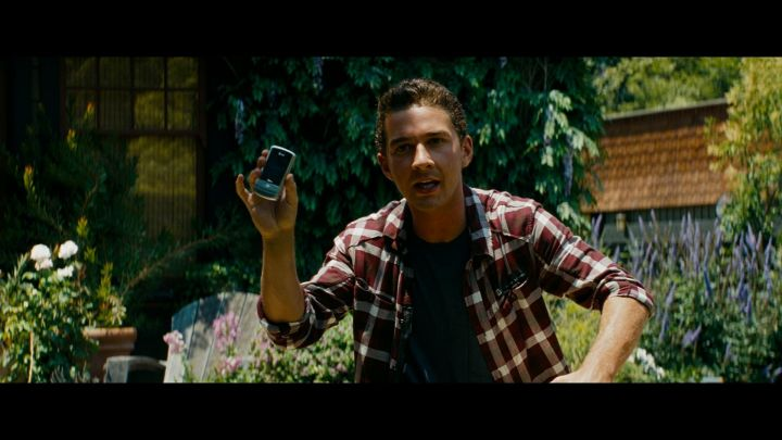 LG Phone used by Sam Witwicky (Shia LaBeouf) in Transformers: Revenge of the Fallen Movie