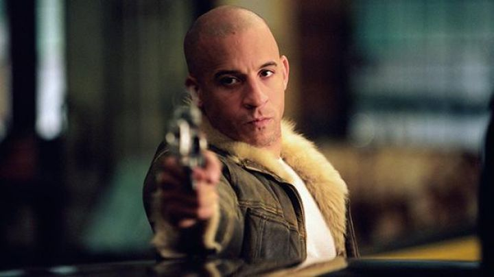 Leather Jacket with Fur Collar worn by Xander Cage (Vin Diesel) as seen in xXx: Return of Xander Cage Movie