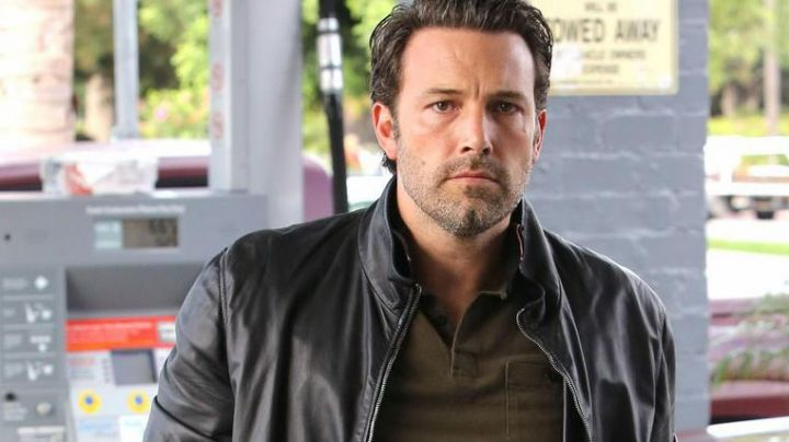 Leather Jacket worn by Christian Wolff (Ben Affleck) as seen in The Accountant Movie