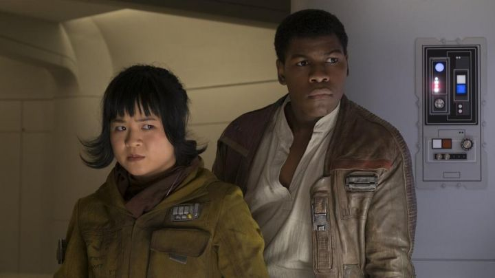 Leather Jacket worn by Finn (John Boyega) as seen in Star Wars: The Last Jedi