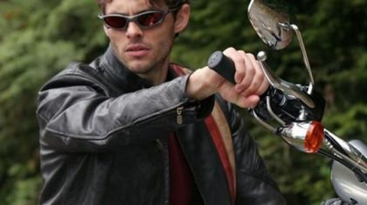 Leather Jacket worn by Scott Summers (James Marsden) as seen in X-Men - Movie Outfits and Products