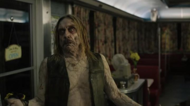 Leather Vest worn by Iggy Pop as seen in The Dead Don't Die Movie