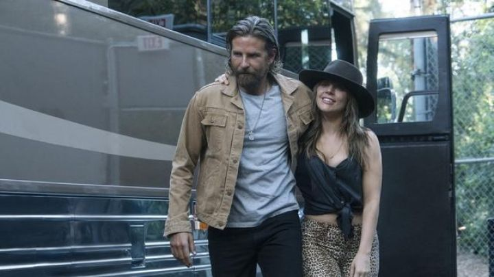 Leopard Pants worn by Ally (Lady Gaga) in A Star Is Born Movie